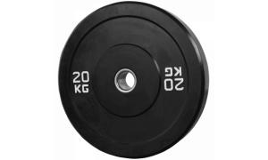 cPro9 bumper vægtskive 20kg