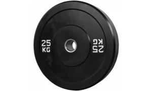 cPro9 bumper vægtskive 25kg