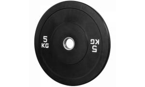 cPro9 bumper vægtskive 5kg