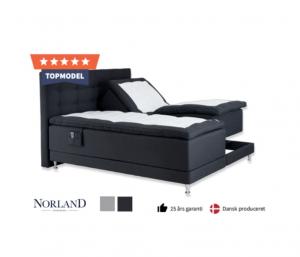 Norland Eksklusiv EL Box 2D 180x200 cm.