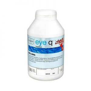 Eye Q Chews (360 kap)