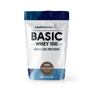 LinusPro Basic WHEY100 Proteinpulver