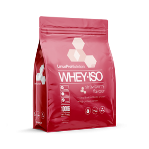 LinusPro WHEY ISO Proteinpulver