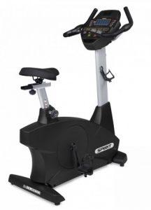 Spirit Fitness CU800 motionscykel – få grundig feedback fra computeren