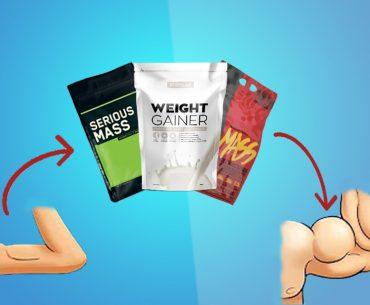 Test af de bedste weight gainere på markedet