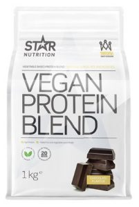 Star Nutrition Vegan Protein Blend (1000g) – RTB