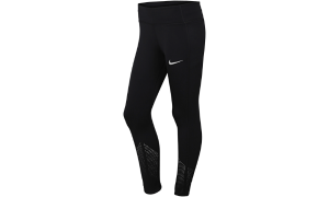 Nike Epic Lux Tights Black Reflective Sil