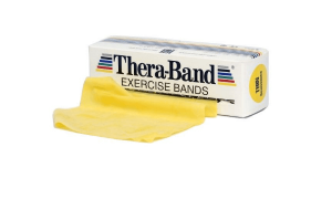 Thera Band Flad elastik 5-5m