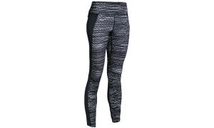Under Armour Fly-By 2.0 printed Legging BlackGrey