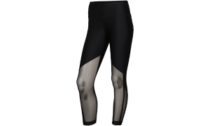 Under Armour HeatGear Armour Mesh Ankle Crop Tights