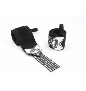 "MORE-REP 12"" Wrist Wrap Black"