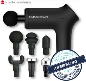 Bedste Massagepistol i test | MusclePain massagegun