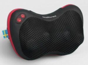 Flowlife Flowpillow massagepude – trådløs massagepude til farten