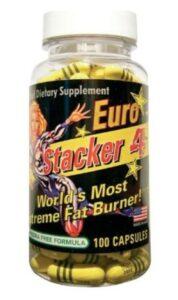Stacker 2 Stacker 4 Ephedra Free fedtforbrænding