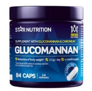 Star Nutrition Glucomannan fedtforbrænding