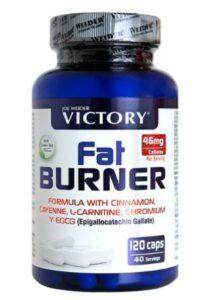 Weider Fat Burner fedtforbrænding