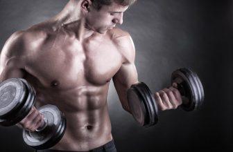 5 håndvægt øvelser til en flot overkrop – som du kan lave derhjemme